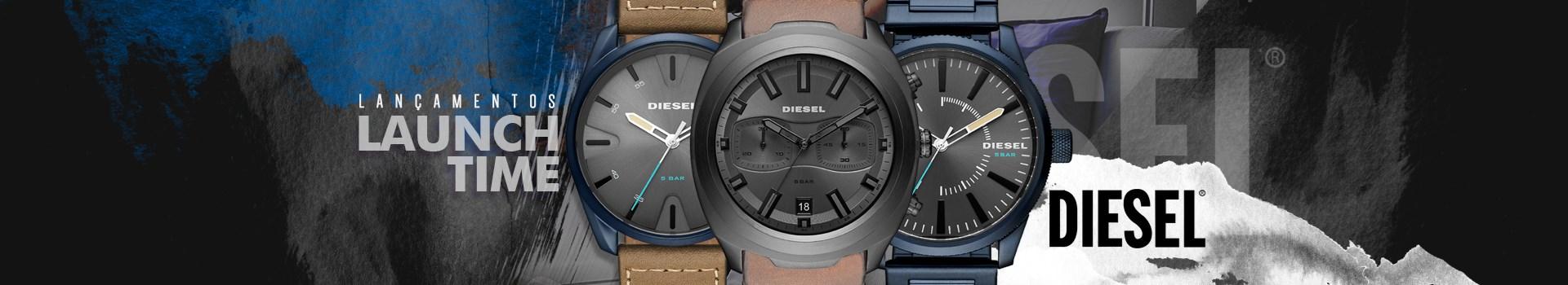 Lançamentos Diesel