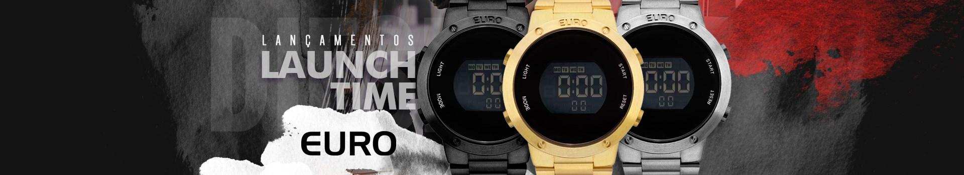Relógios Euro