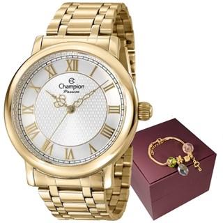 Kit Relógio Champion Passion Feminino CN29936S