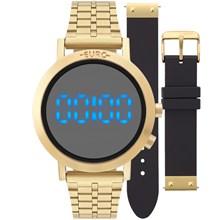 Kit Relógio Euro Feminino EUBJ3407AA/T4P
