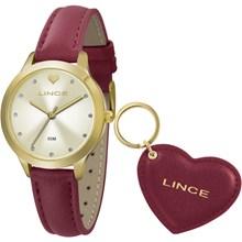 Kit Relógio Lince Feminino LRC4508LK C1WX