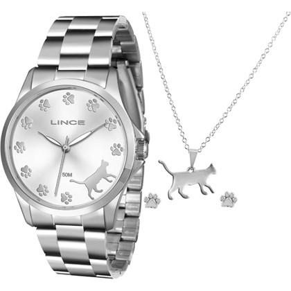 Kit Relógio Lince Feminino LRMJ063LK S1SX