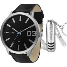 Kit Relógio Lince Masculino MRC4537L P2PX
