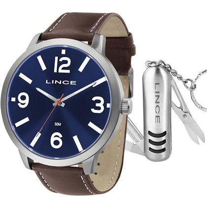 a4af855f2bc Kit Relógio Lince Masculino MRC4540L D2NX - My Time