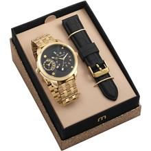 Kit Relógio Mondaine Feminino 76715LPMVDE4