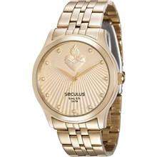 Kit Relógio Seculus Feminino 28823LPSKDA1K1
