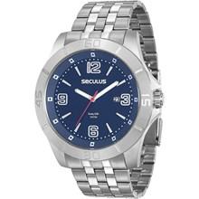 Kit Relógio Seculus Masculino 20581G0SVNA2K1
