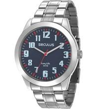 Kit Relógio Seculus Masculino 28938G0SVNA1KZ