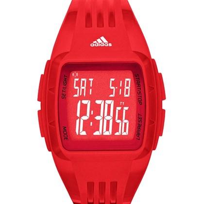 4636ae7f33e Relógio Adidas Duramo Feminino Vermelho ADP3172 - My Time