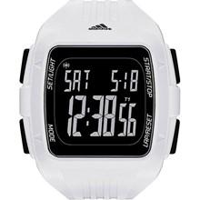 Relógio Adidas Duramo Masculino Branco Preto ADP3260