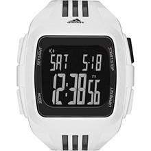 Relógio Adidas Duramo Masculino Branco Preto ADP6091