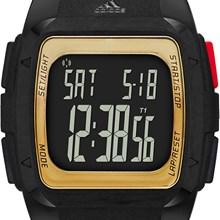 Relógio Adidas Duramo Masculino Preto Dourado ADP6135