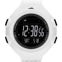 Relógio Adidas Questra masculino Branco Preto ADP3261
