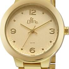 Relógio Allora Feminino Dourado AL2035FGK/4D