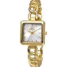 Relógio Allora Feminino Dourado Branco AL2035LF/4K
