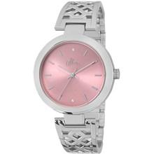 Relógio Allora Feminino Prata Rosa AL2035FGF/3Q
