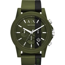 Relógio Armani Exchange Masculino Cronógrafo AX1333