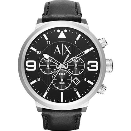 51a78a42cf2 Relógio Armani Exchange Masculino Cronógrafo AX1371 - My Time