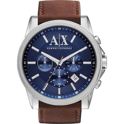 55b76dd2e87 Relógio Armani Exchange Masculino Cronógrafo AX2501 - My Time