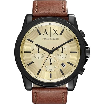 1bff42ec9b9 Relógio Armani Exchange Masculino Cronógrafo AX2511 - My Time