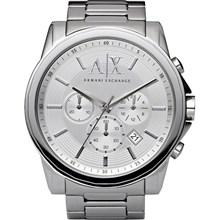 Relógio Armani Exchange Masculino Cronógrafo Prata UAX2058