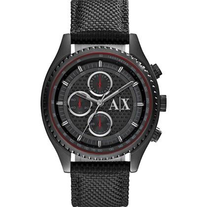 6f9c0d1aedf Relógio Armani Exchange Masculino Cronógrafo Preto AX1610 - My Time