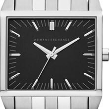 Relógio Armani Exchange Masculino Preto Quadrado AX2213