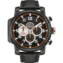 Relógio Bulova Harley Davidson Masculino Cronógrafo Preto WH30555P