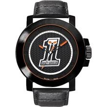 Relógio Bulova Harley Davidson Masculino Preto WB22051P