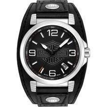 Relógio Bulova Harley Davidson Masculino WH30000T