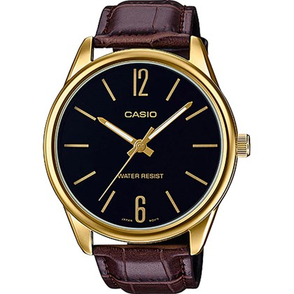 88eb6bfff0e Relógio Casio Collection Masculino MTP-V005GL-1BUDF - My Time