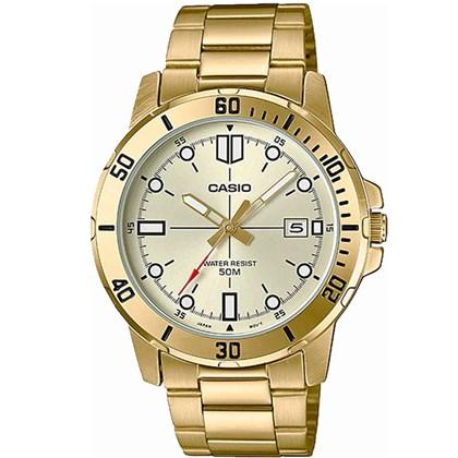 Relógio Casio Collection Masculino MTP-VD01G-9EVUDF