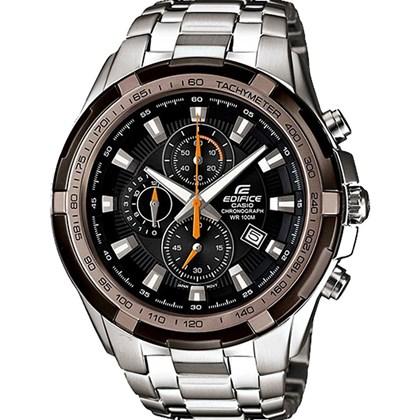 d1eef392274 Relógio Casio Edifice Masculino Preto EF-539ZD-1A9VUDF - My Time