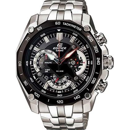 86946db2f4e Relógio Casio Edifice Masculino Preto EF-550D-1AVUDF - My Time