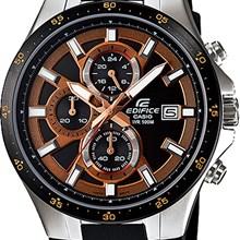 Relógio Casio Edifice Masculino Preto EFR-519-1A5VDF