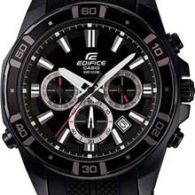 Relógio Casio Edifice Masculino Preto EFR-534ZPB-1AVUDF