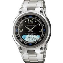 Relógio Casio Fishing Gear Masculino Preto AW-82D-1AVDF