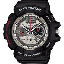 Relógio Casio G-Shock Analógico Masculino Preto GAC-110-1ADR