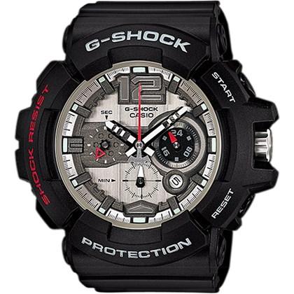 ea8fb20e29b Relógio Casio G-Shock Analógico Masculino Preto GAC-110-1ADR - My Time