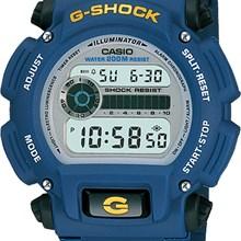 Relógio Casio G-Shock Masculino Borracha Azul DW-9052-2VDR