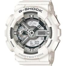 Relógio Casio G-Shock Masculino Branco GA-110C-7ADR