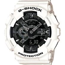 Relógio Casio G-Shock Masculino Branco GA-110GW-7ADR