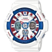 Relógio Casio G-Shock Masculino Branco GA-201TR-7ADR