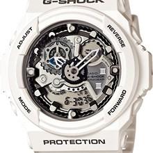 Relógio Casio G-Shock Masculino Branco GA-300-7ADR