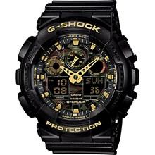 Relógio Casio G-Shock Masculino Camuflado GA-100CF-1A9DR