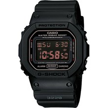 Relógio Casio G-Shock Masculino Preto DW-5600MS-1DR