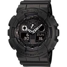 Relógio Casio G-Shock Masculino Preto GA-100-1A1DR