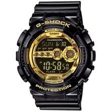 Relógio Casio G-Shock Masculino Preto GD-100GB-1DR