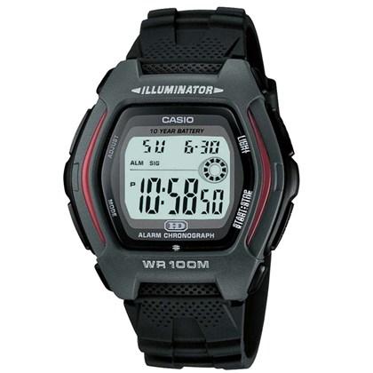 c387318096b Relógio Casio Hd Masculino Preto HDD-600-1AVDF - My Time