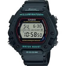 Relógio Casio Illuminator Masculino DW-290-1VS